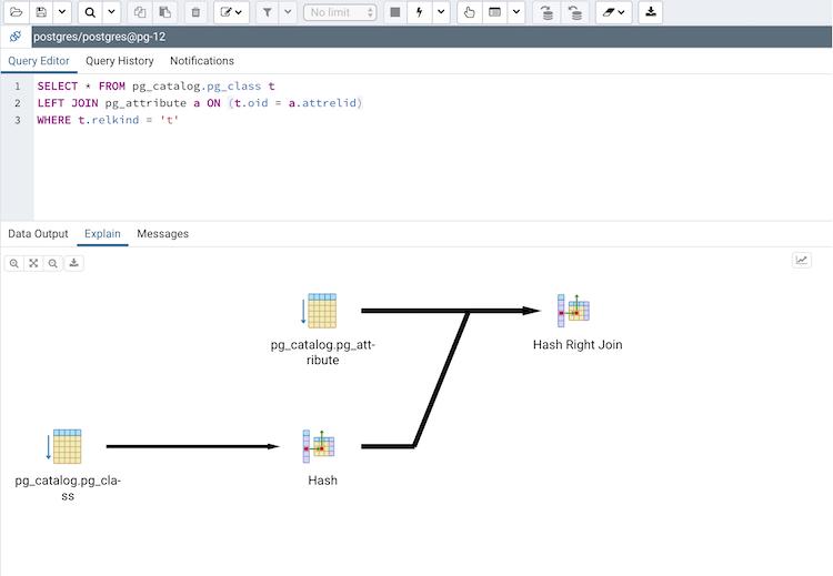 Query Tool — pgAdmin 4 4 12 documentation